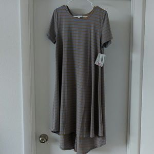 NWT Lularoe Carly dress M
